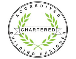 accredited chartered building designer Gordon