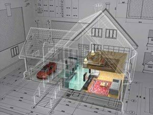 whole house home floor plan layout