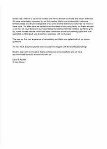 David Pauline Testimonial