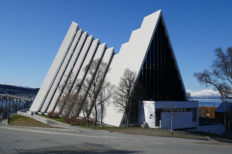 Artic Cathedral exterior