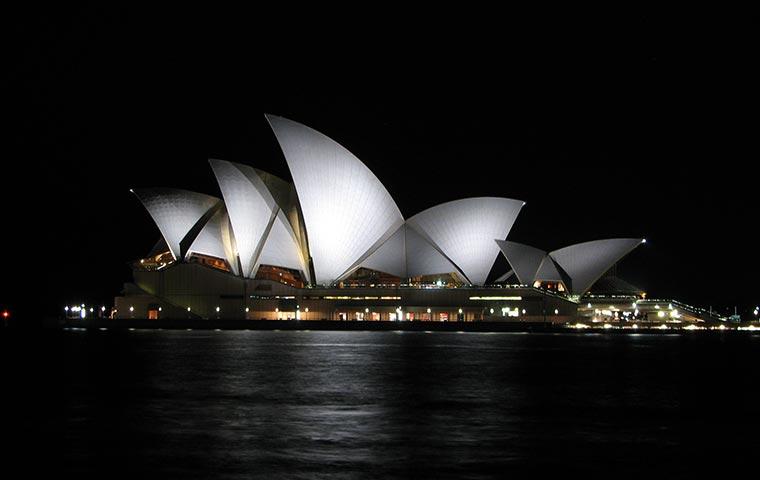 Inspirational design Sydney Opera House